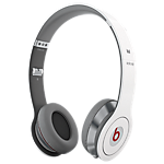 Beats by Dr. Dre Solo headphones with ControlTalk - White