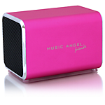 Music Angel Friendz Speaker - Pink
