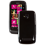 Nokia Lumia 610 soft case - Black
