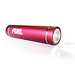 Patriot Fuel Active 2,000mAh battery re-charger + LED torch - Red