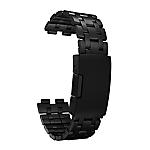 Pebble Steel strap - Matt black