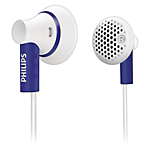 Philips SHE3000 in-ear headphones - Purple