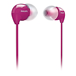 Philips SHE3590 in-ear headphones - Pink