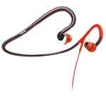Phillips SHQ4000/10 Neckband Headphones Red