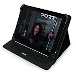 "Port Phoenix II Universal 7"" tablet case - Black"