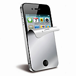 Mirrored Screen Protector for iPhone 4/4S