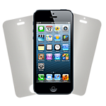 Rocketfish 2 pack screen protectors for iPhone 5