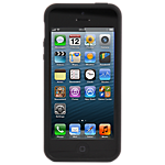 Rocketfish silicone case for iPhone 5 - Black
