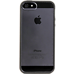 Rocketfish ultra-thin hard case for iPhone 5 - Black