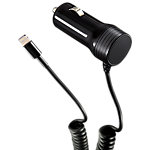 Rocketfish Lightning in-car charger for iPhone 5