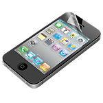 Rocketfish screen protector iPhone 4/4S- 2 pack