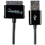 Rocketfish Mobile Sync Charge cable for iPhones