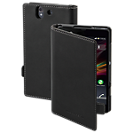 Roxfit leather flip case for Sony Xperia Z