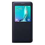 S View Cover for Samsung Galaxy S6 edge+ (Black)