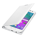 Samsung Galaxy A3 Flip cover - White