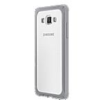Samsung Galaxy A3 Protective Cover - Grey