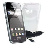Samsung Galaxy Ace essential accessories pack