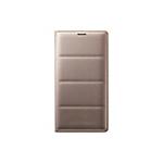 Samsung Galaxy Note 4 Flip case - Gold