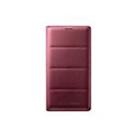 Samsung Galaxy Note 4 Flip case - Plum