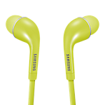 Samsung in-ear headphones - Yellow