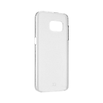 Xqisit iPlate Glossy case for Samsung Galaxy S7 Edge- Clear
