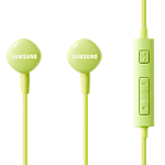 Samsung ULC headset with Remote - Green