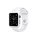 Spigen Apple Watch Thin Fit Case - 42mm White