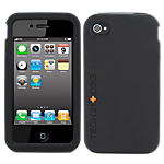 Tech21 d30 impact gel case for iPhone 4/4S - black