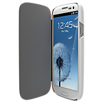 Tech21 D3O Impact Snap with cover for Samsung SIII mini - White