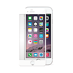 Tech Guard iPhone 6s Plus 3D Screen Protector- White