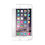 Tech Guard iPhone 6s 3D Screen Protector - White