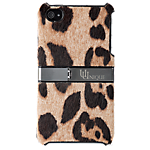 Uunique Jaguar Hardshell case for iPhone 4/4S - Brown