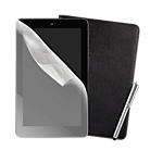 "Universal 7"" tablet essential accessory pack"