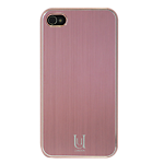 Uunique Aluminium Shine Collection for iPhone 4