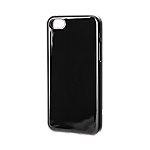 XQISIT iPhone SE/5s Flex Case Black