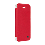 Xqisit Adour Case for iPhone SE/5s/5 case - Red