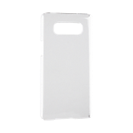 Xqisit iPlate Glossy for Galaxy A3 transparent