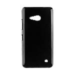 Xqisit iPlate Glossy case for Microsoft Lumia 550 - Black