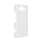 XQISIT iPlate Glossy case for Lumia 950 - Clear