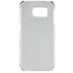 Xqisit Glossy iPlate for Samsung Galaxy S6 - Clear