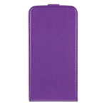 Xqisit Flip Cover for Galaxy S5 - Purple
