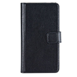 Xqisit Slim Wallet Case for Galaxy S5 - Black
