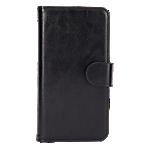 XQISIT Wallet Case Eman for Nexus 5X - Black