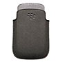 BlackBerry™ Curve 9320 Microfibre Pocket - Black