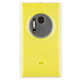CaseIT Lumia 1020 TPU Frosted Clear Case with Screen Protector