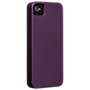 Case-Mate Barely There case for iPhone 4/4S - Purple