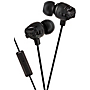 JVC Xtreme Xplosives in-ear headphones with mic - Black