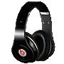 Beats by Dr. Dre Studio High Definition Headphones - Black