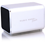 Music Angel Friendz Speaker - Silver