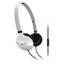 Philips SHL1705WT over-ear headphones - White